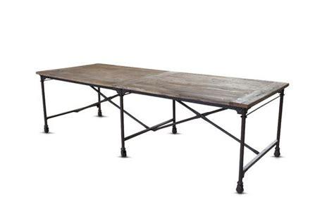 Grande Table De Tapissier  Charme Rétro Pib
