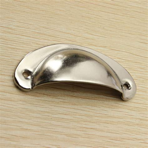 buy shell type zinc alloy furniture kitchen door handle drawer pull bazaargadgets