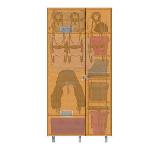 Fabrication D'une Armoire De Sellerie Chica327