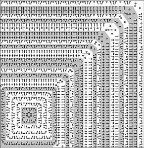 1000  Images About Crochet Giant Granny Square  Rectangle