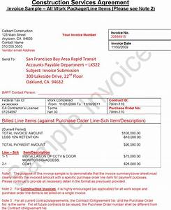 download construction invoice sample for free tidyform With construction invoice sample