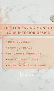 Interior Design Budgeting Explained: What To Expect, and ...