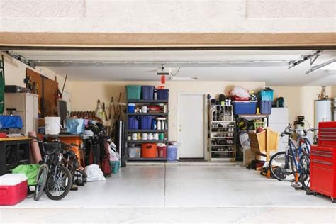 Organize Your Garage With These 10 Tips