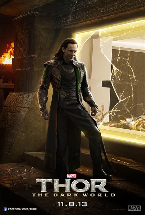 Thor The Dark World Posters Bad Grandpa Poster The