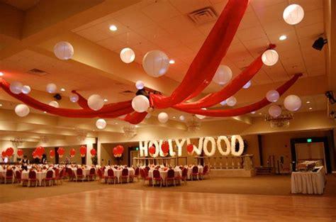 balloons grad hollywood party decorations hollywood