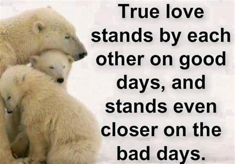 True Love Memes - true love stands by each other on good days love meme golfian com
