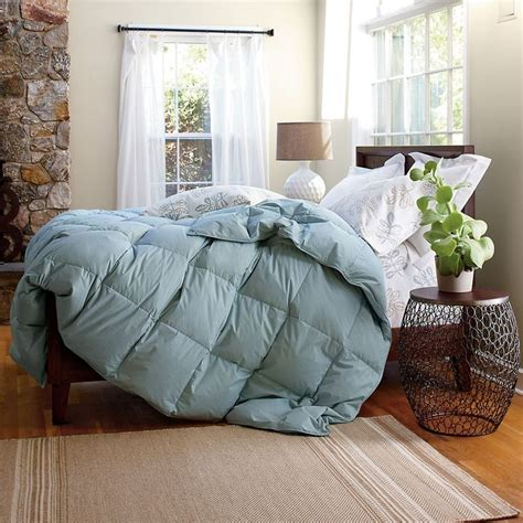 colored goose comforters 1000 ideas about blue comforter on blue