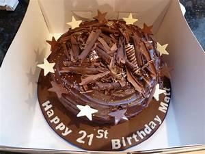 21st Birthday Chocolate Cakes | www.pixshark.com - Images ...