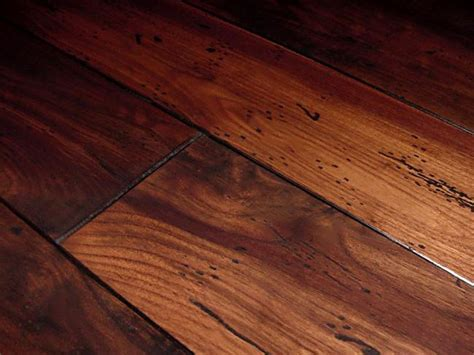 walnut antique distressed bleed hardwood flooring