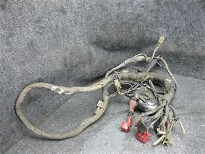 81 Honda Cb750 Cb 750 Wiring Wire Harness 70f
