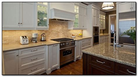 backsplash ideas for kitchen with white cabinets what to do to prepare your kitchen design home and