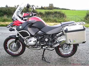 2012 Bmw R1200gs Adventure Owners Manual