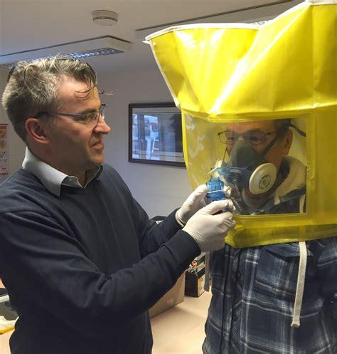 respirator face fit testing tawsa