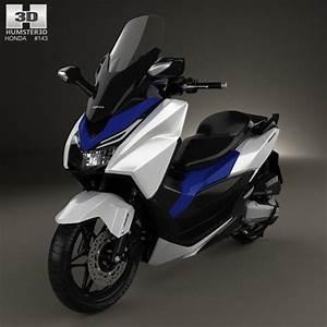 Scooter Forza 125 : honda forza 125 2015 3d model from honda 3d models honda cars honda motorcycles ~ Medecine-chirurgie-esthetiques.com Avis de Voitures