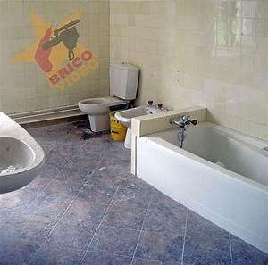 Temps De Sechage Dalle Beton : pose du rev tements de sol remplacement plancher bois par ~ Premium-room.com Idées de Décoration