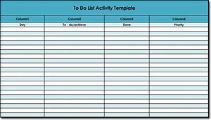 free to do list templates with guide to make your own With google docs to do list template