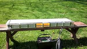 Whelen Freedom Amber Lightbar