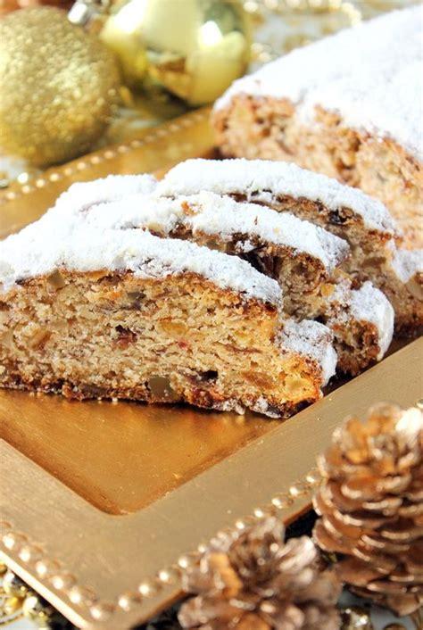 dessert traditionnel de noel stollen g 226 teau de no 235 l traditionnel allemand quot les gourmandises de amela quot