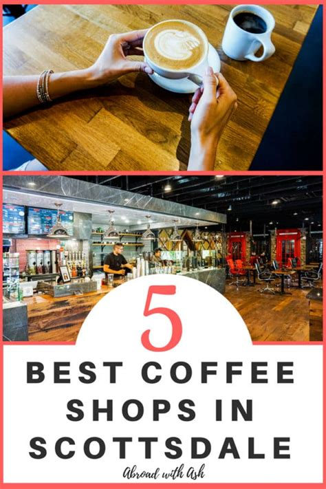 Add them now to this category in scottsdale, az or browse best coffee shops for more cities. TOP 5 Scottsdale Coffee Shops • Abroad with Ash