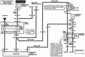 1988 Crown Victoria  Need Schematic  Electrical System  Intermitten