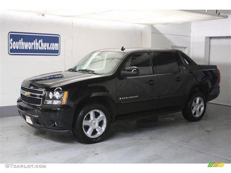 2009 Black Chevrolet Avalanche Lt 4x4 #19497499 Gtcarlot