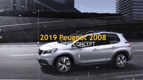 Peugeot Modelle 2019 by Suv 2019 The Peugeot New 2008 Concept