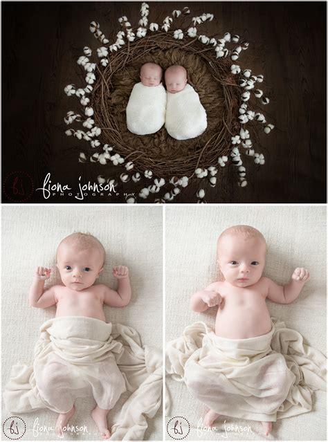 newborn twins photo session gavin finn ct newborn