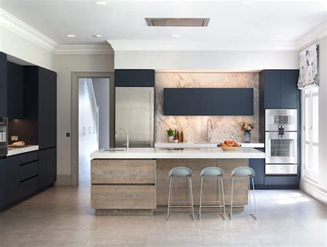 albury  beautiful driftwood matt lacquer kitchen