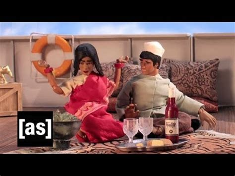 The Love Boat Full Episodes Youtube by The Indian Love Boat Robot Chicken Adult Swim Youtube