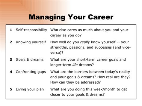 What Are Your Term Career Goals by E Metrics Jgjd