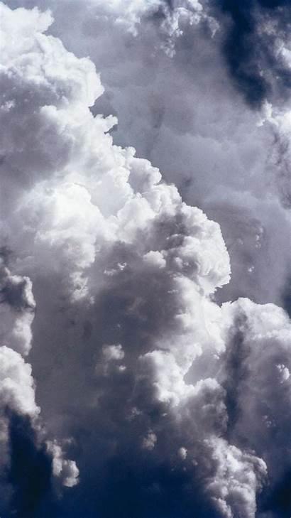Aesthetic Cloud Pantalla Wallpapers Iphone Fondos Frases