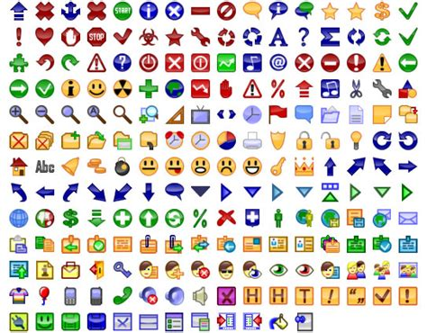 button icons  freeware