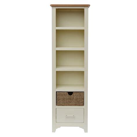 Bookcase Slim by Kansas Slim Bookcase With Baskets