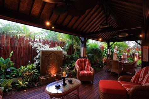 Bali Style Deck   Tropical decor   Pinterest   Bali style
