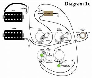 three must try guitar wiring mods premier guitar want to With seymour duncan active pickups wiring diagram further epiphone les paul