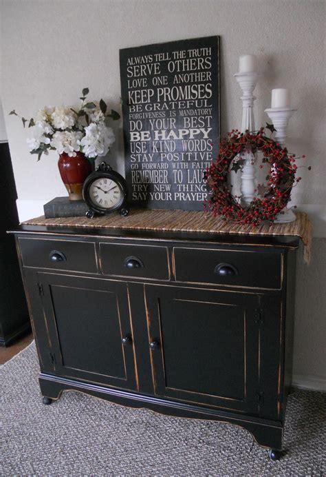 Decorating Ideas Kitchen Buffet by Createinspire Black Buffet
