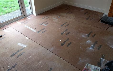 flooring underlay flooring underlay on top of concrete subfloor laminate flooring buildhub org uk