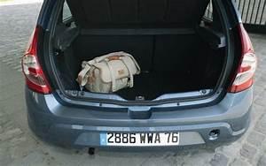 Coffre Dacia Sandero : essai dacia sandero 1 5 dci 85 2009 l 39 automobile magazine ~ Medecine-chirurgie-esthetiques.com Avis de Voitures