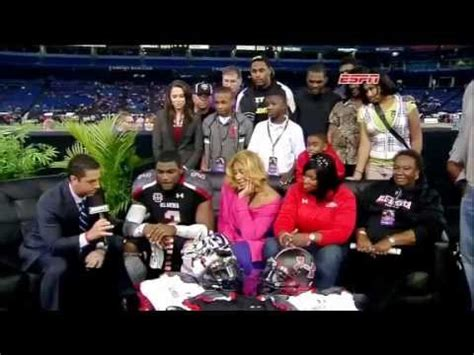landon collins commits bama  lsu mother