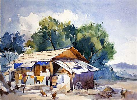 dsource indian watercolor artists rendering medium