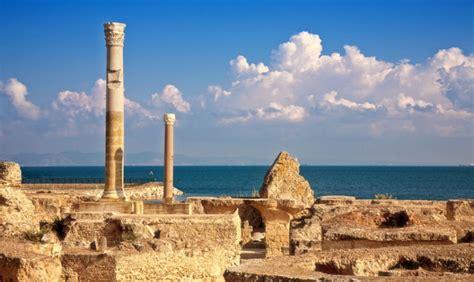 tunisia la citta sommersa da uno tsunami