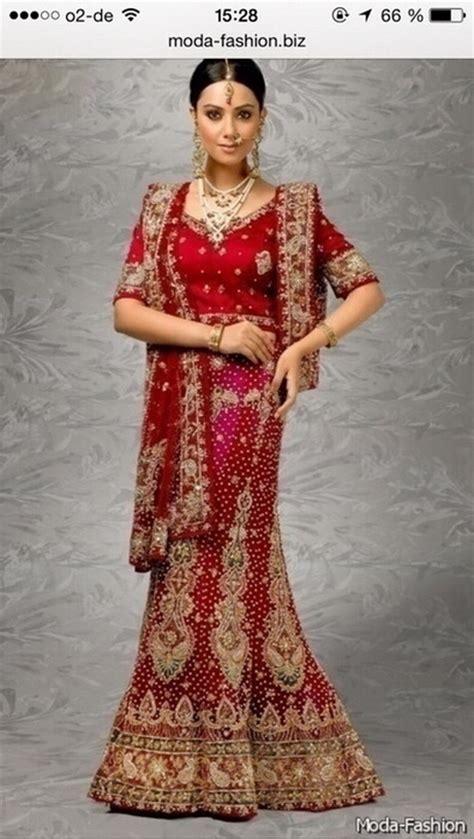 indisches hochzeitskleid