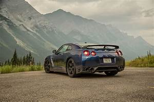 2014 Nissan Gt R Black Edition Rear Wallpaper Picture Size