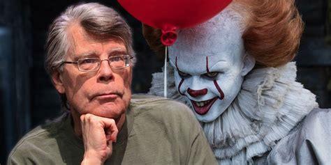 Stephen King Explains It Movie S Success Screenrant