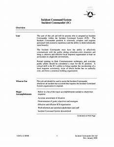 10 Printable Incident Command System Flow Chart Forms And