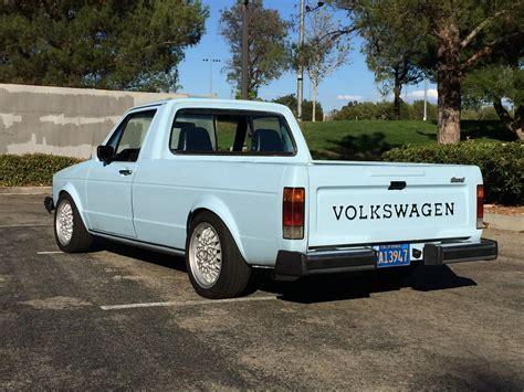 volkswagen rabbit truck vw rabbit pickup tailgate logo reproduction chris chemidl in