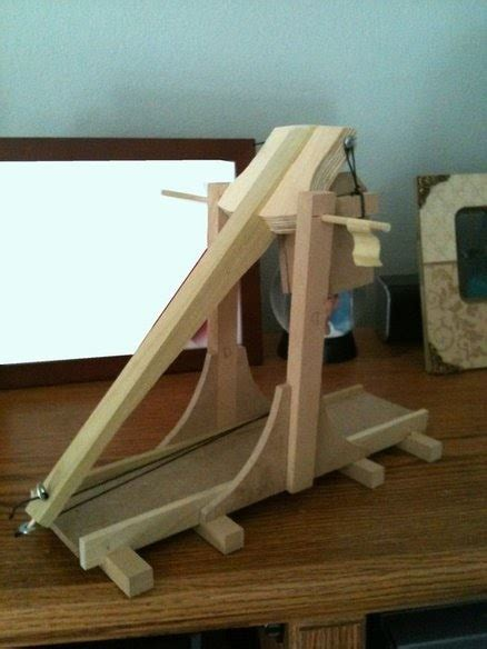 woodworking magazine trebuchet woodwork sample