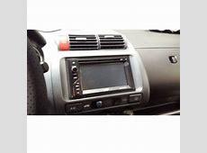 Kit Central Multimídia Honda Fit 2003 À 2008 E Honda City