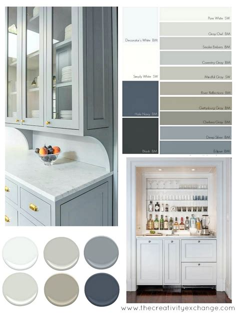popular cabinet paint colors