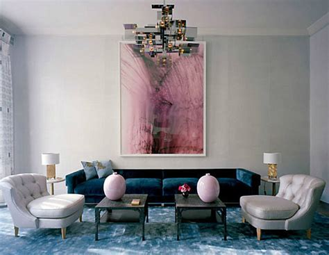 Dazzling Jeweltoned Decor  Interior Design Ideas